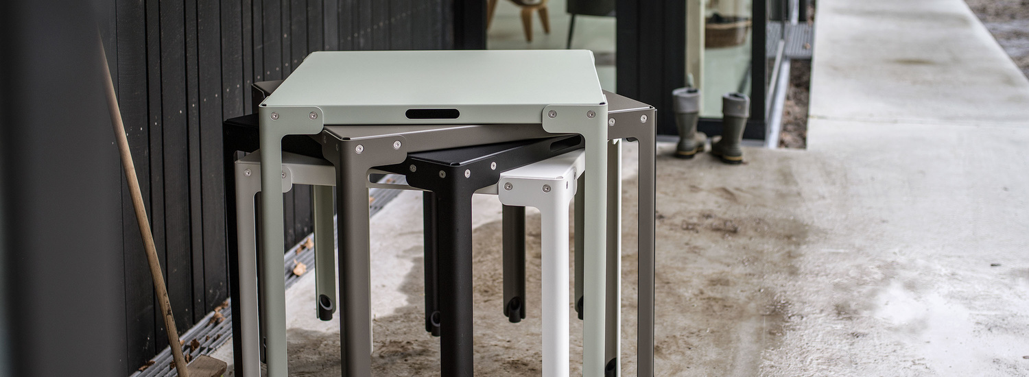 T-TABLE OUTDOOR cafebord